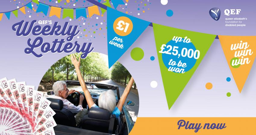 Play now for a chance to win £25,000!