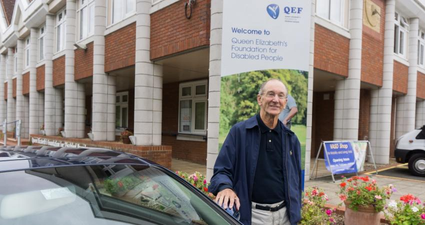 Roy - User and Supporter of QEF