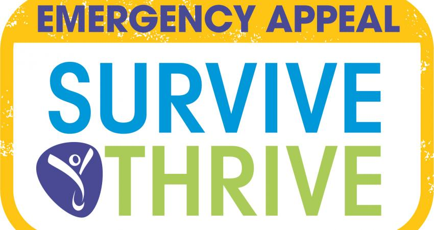 Survive and Thrive Appeal